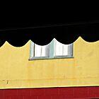Cafe Window by Jane Underwood