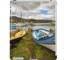 Wooden Boat Centre, Franklin, Tasmania #15 iPad Case/Skin