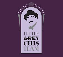 Poirot's Little Grey Cells Team Unisex T-Shirt