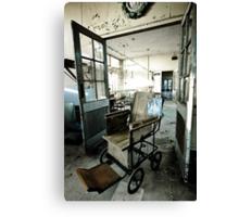 Convalescence Canvas Print