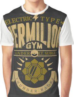Vermilion Gym Graphic T-Shirt
