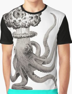 Nuketopus Graphic T-Shirt