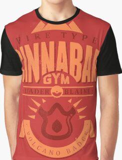Cinnabar Gym Graphic T-Shirt