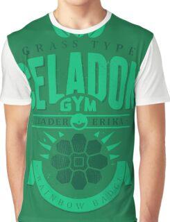 Celadon Gym Graphic T-Shirt