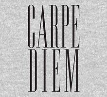Carpe Diem Black Unisex T-Shirt