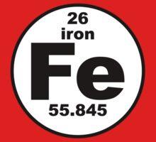 Fe - Iron by LudlumDesign