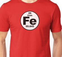 Fe - Iron Unisex T-Shirt