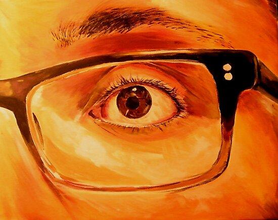Self Portrait 2011 by Graham Beatty