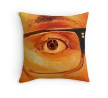 Self Portrait 2011 Throw Pillow