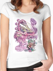 The Power of Imagination Women's Fitted Scoop T-Shirt