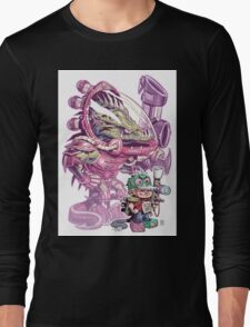 The Power of Imagination Long Sleeve T-Shirt