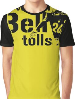 For Whom the Bell Tolls Graphic T-Shirt