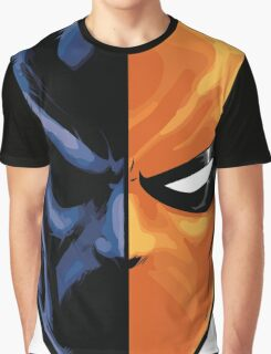deathstroke - mask (more detail) Graphic T-Shirt