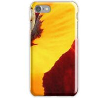 Pansy Abstract iPhone Case/Skin