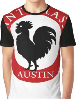 Black Rooster Austin Chianti Classico  Graphic T-Shirt