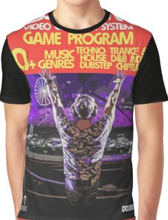 2600 Bass Cannon Graphic T-Shirt