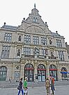 Groot Huis, formerly Royal Dutch Theatre, Ghent by Margaret  Hyde