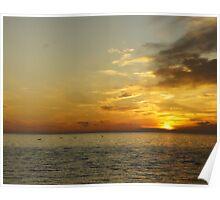 Florida Sky Poster