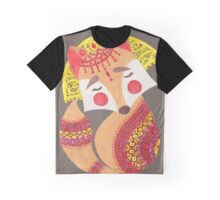 The Little Wolf Graphic T-Shirt