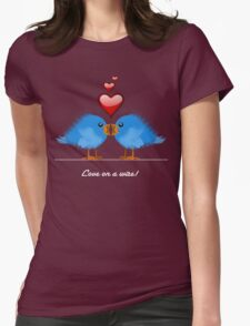 LOVE ON A WIRE T-Shirt