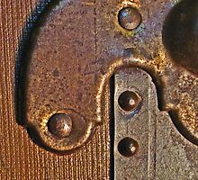 Antique Trunk 7 by marybedy