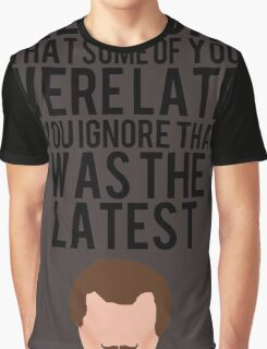 12 Days of StarKid: Lupin Graphic T-Shirt