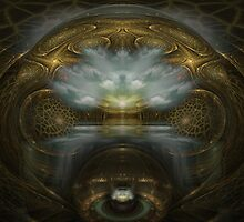 Imprintation by Craig Hitchens - Spiritual Digital Art