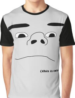 This is Awkward Graphic T-Shirt