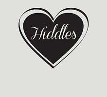 Hiddles Love Womens Fitted T-Shirt