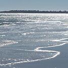 Sand and Sea at McEckerns Beach-Southern Yorke Peninsula by Craig Watson