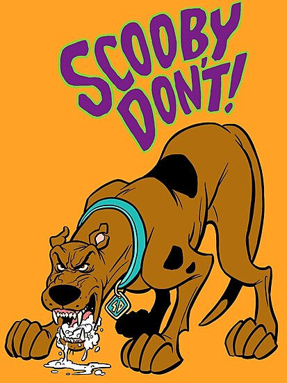 Scooby Don't! by Chris Wahl