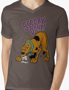 Scooby Don't! Mens V-Neck T-Shirt