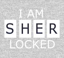 I AM SHER - LOCKED Kids Tee