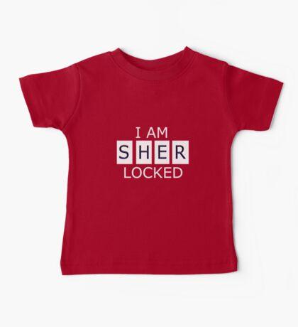 I AM SHER - LOCKED Baby Tee