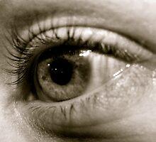 Blue Eye by dwadepoupe
