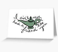 Friend Like You Greeting Card