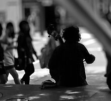 street sonata - tonal partita by dennis william gaylor