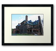 James J. Hill House Framed Print