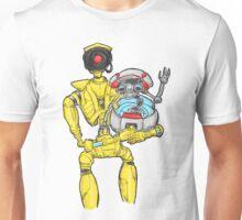 loader bot & gortys Unisex T-Shirt