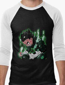 Rock Lee! Men's Baseball ¾ T-Shirt