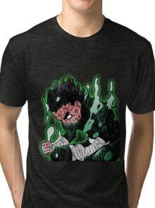 Rock Lee! Tri-blend T-Shirt