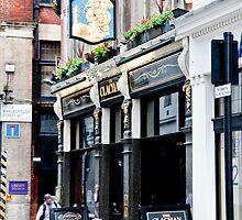 The Clachan Pub by phil decocco