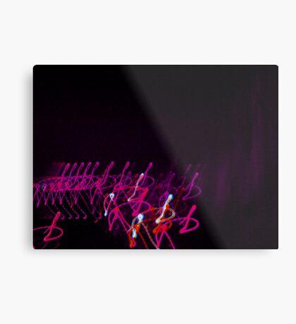 Pink Army.... Metal Print
