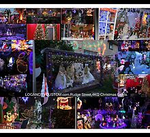 Christmas in Logan City,Australia. by logancitycustom
