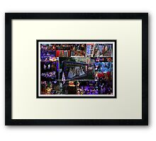 Christmas in Logan City,Australia. Framed Print