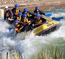White Water Fun by Tammie Stephenson Photography