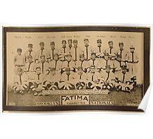 Benjamin K Edwards Collection Brooklyn Dodgers baseball card portrait Poster