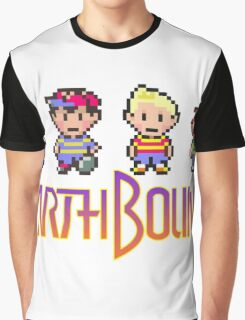 Earthbound Gang Graphic T-Shirt