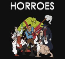 Horroes by monsterfink