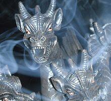 Dragons Breath by Rachel Williams